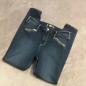 Hollister women's size 15 highrise jegging jeans
